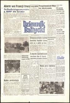 Dziennik Bałtycki, 1961, nr 99