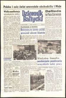Dziennik Bałtycki, 1961, nr 104