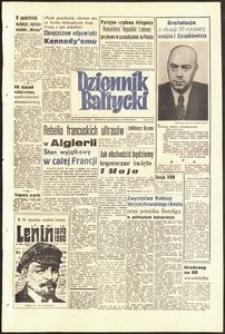 Dziennik Bałtycki, 1961, nr 107