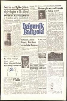 Dziennik Bałtycki, 1961, nr 108