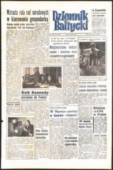Dziennik Bałtycki, 1961, nr 129