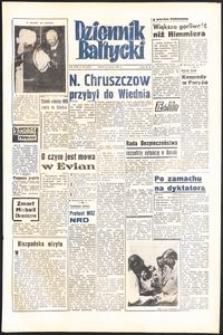 Dziennik Bałtycki, 1961, nr 132