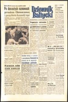 Dziennik Bałtycki, 1961, nr 134