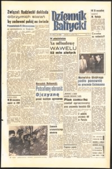 Dziennik Bałtycki, 1961, nr 148