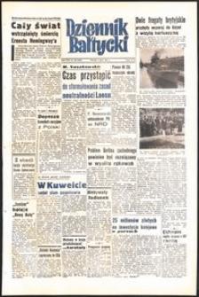 Dziennik Bałtycki, 1961, nr 158