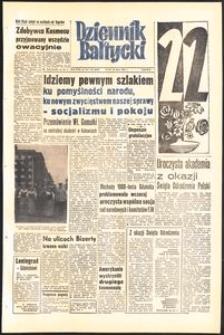 Dziennik Bałtycki, 1961, nr 174