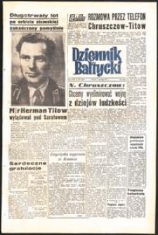 Dziennik Bałtycki, 1961, nr 188