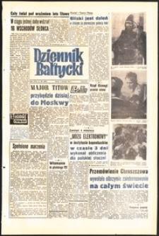 Dziennik Bałtycki, 1961, nr 189
