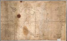 Schema von dem streitigen Stück Waldeß [...] Lösenitz und Starcko[w] [...] solcheß den 29. Juny ao. 17[...]