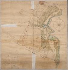 Plan von den sämtl. Pertinentzien so zur Neuen Mühle bei Stolpe belegen sind welche der Mühlen-Meister Grabow auf Erb-Pacht besitzet