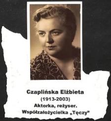 Elżbieta Czaplińska [1]