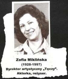 Zofia Miklińska