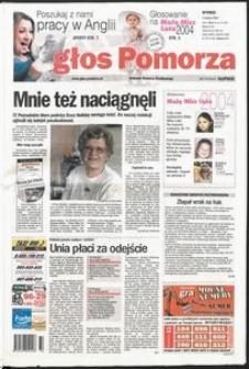 Głos Pomorza, 2004, sierpień, nr 180