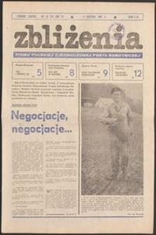 Zbliżenia : tygodnik społeczno-polityczny, 1981, nr 15