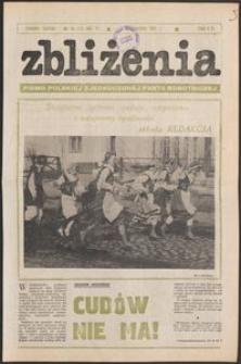 Zbliżenia : tygodnik społeczno-polityczny, 1981, nr 16