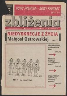 Zbliżenia : tygodnik społeczno-polityczny, 1991, nr 5