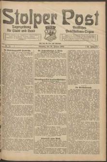 Stolper Post. Tageszeitung für Stadt und Land Nr. 24/1924