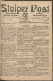 Stolper Post. Tageszeitung für Stadt und Land Nr. 25/1924