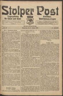 Stolper Post. Tageszeitung für Stadt und Land Nr. 26/1924