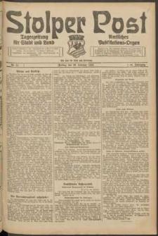 Stolper Post. Tageszeitung für Stadt und Land Nr. 51/1924