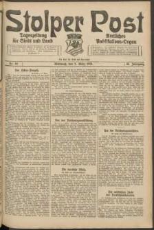Stolper Post. Tageszeitung für Stadt und Land Nr. 55/1924
