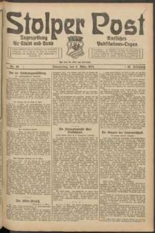 Stolper Post. Tageszeitung für Stadt und Land Nr. 56/1924