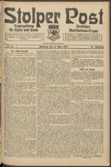 Stolper Post. Tageszeitung für Stadt und Land Nr. 61/1924