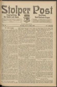 Stolper Post. Tageszeitung für Stadt und Land Nr. 66/1924