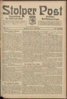 Stolper Post. Tageszeitung für Stadt und Land Nr. 112/1924