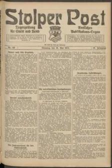 Stolper Post. Tageszeitung für Stadt und Land Nr. 118/1924