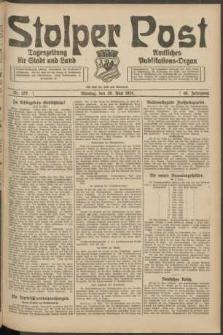 Stolper Post. Tageszeitung für Stadt und Land Nr. 123/1924