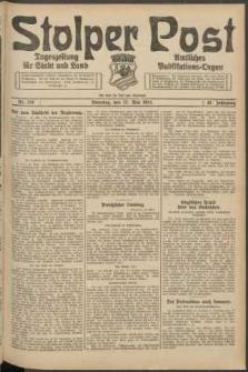 Stolper Post. Tageszeitung für Stadt und Land Nr. 124/1924