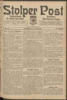 Stolper Post. Tageszeitung für Stadt und Land Nr. 127/1924