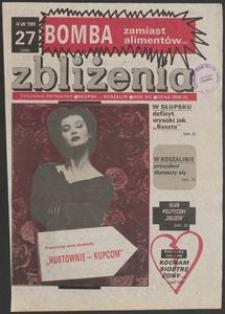 Zbliżenia : tygodnik społeczno-polityczny, 1991, nr 27