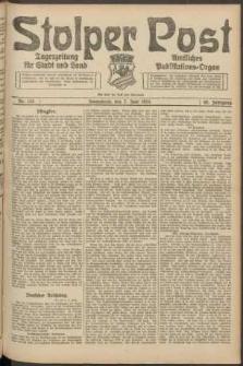 Stolper Post. Tageszeitung für Stadt und Land Nr. 133/1924