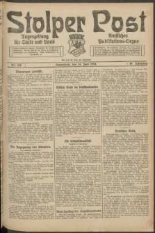 Stolper Post. Tageszeitung für Stadt und Land Nr. 138/1924