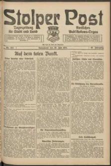 Stolper Post. Tageszeitung für Stadt und Land Nr. 174/1924
