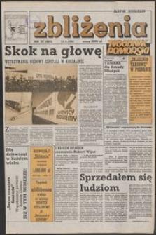 Zbliżenia : tygodnik społeczno-polityczny, 1991, nr 37