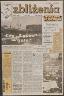 Zbliżenia : tygodnik społeczno-polityczny, 1991, nr 41