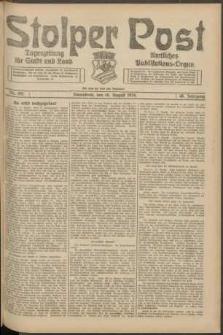 Stolper Post. Tageszeitung für Stadt und Land Nr. 192/1924