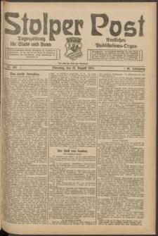 Stolper Post. Tageszeitung für Stadt und Land Nr. 194/1924
