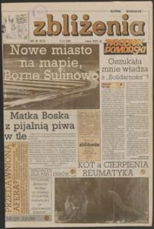 Zbliżenia : tygodnik społeczno-polityczny, 1991, nr 45