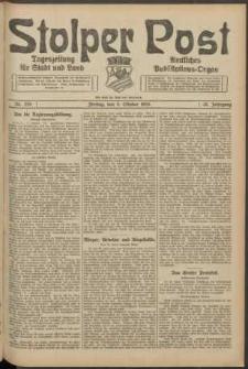 Stolper Post. Tageszeitung für Stadt und Land Nr. 233/1924