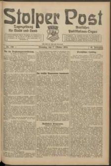 Stolper Post. Tageszeitung für Stadt und Land Nr. 236/1924