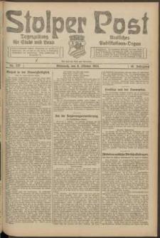 Stolper Post. Tageszeitung für Stadt und Land Nr. 237/1924