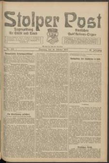 Stolper Post. Tageszeitung für Stadt und Land Nr. 242/1924