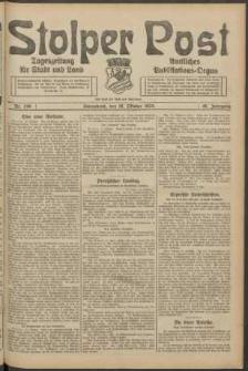 Stolper Post. Tageszeitung für Stadt und Land Nr. 246/1924