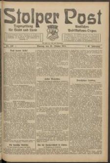 Stolper Post. Tageszeitung für Stadt und Land Nr. 247/1924