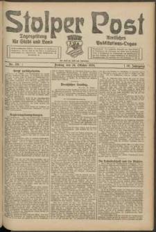 Stolper Post. Tageszeitung für Stadt und Land Nr. 251/1924
