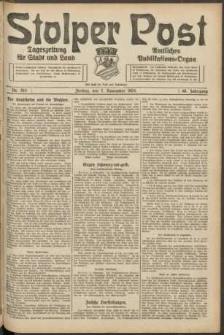 Stolper Post. Tageszeitung für Stadt und Land Nr. 263/1924